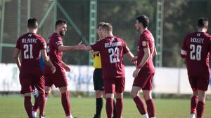 Kraj: FK Sarajevo - FK Tobol 0:0