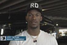 Jimmy Butler stigao u Minnesotu: Jako sam uzbuđen
