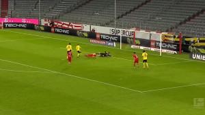 Joshua Kimimich je golom sa zemlje pokazao da PES i FIFA nisu nerealni