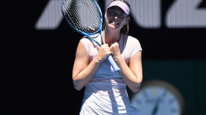 Sharapova preko Sevastove do trećeg kola Australian Opena