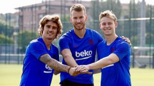 Ernesto Valverde objasnio šta očekuje od tri velika pojačanja Barcelone