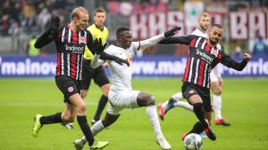 Lider zastavljen u Frankfurtu, Borussia (M) se probila na drugo mjesto