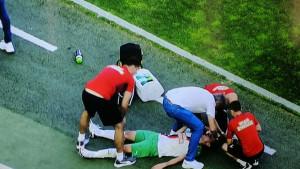 Neočekivan poraz Rapida i teška povreda Grahovca
