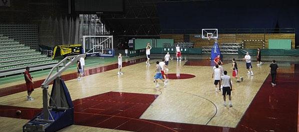 Bosna bolja od Panioniosa u trening meču