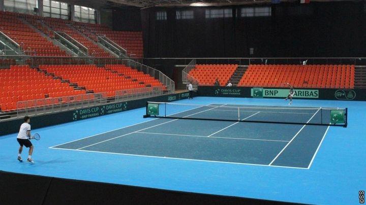 Gradska Arena spremna za duel BiH i Poljske
