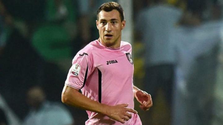 Jajalo asistirao za gol koji bi Palermu mogao donijeti Seriju A