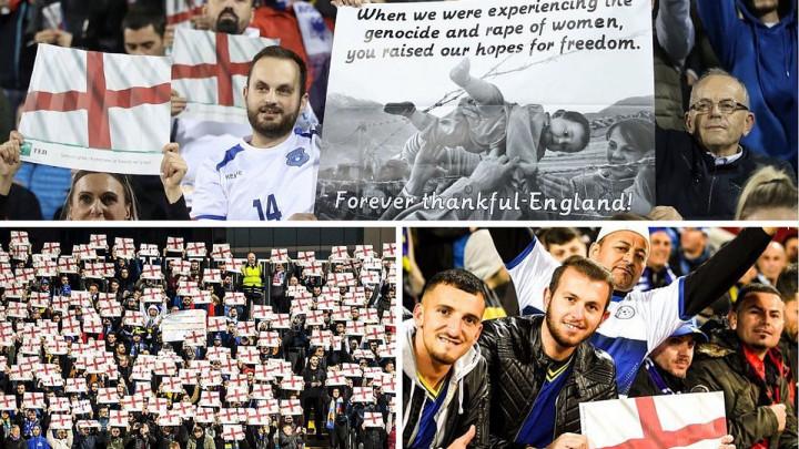 Zašto su navijači Kosova veličanstveno dočekali Engleze? 'Kada su nam silovali žene...'