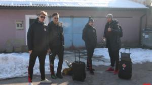 Ekspedicija FK Sloboda otputovala u Međugorje