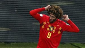 Marouane Fellaini se oprostio od dresa reprezentacije Belgije