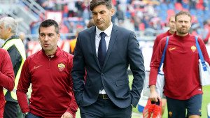 Fonseca: Džeko je temelj za našu igru, mnogo mu vjerujem