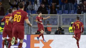 Roma uz dosta muke na Olimpicu pobijedila Gent, Džeko upisao asistenciju