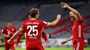 Bayern komičnim golom srušio Dortmund i došao do novog trofeja!