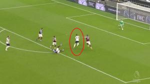 Bale sve uprskao: Idealna pozicija, šut jačom lijevom nogom, svi loptu vide u mreži, a onda muk