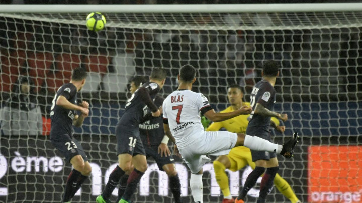 PSG i Guingamp podijelili bodove na Parku Prinčeva
