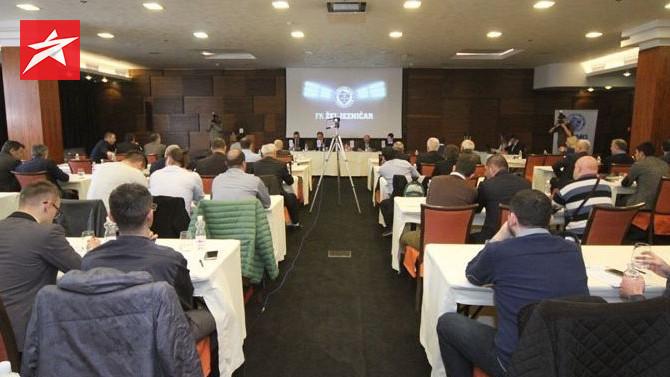Upravni i Nadzorni odbor FK Željezničar donio odluku o okončanju angažmana u klubu