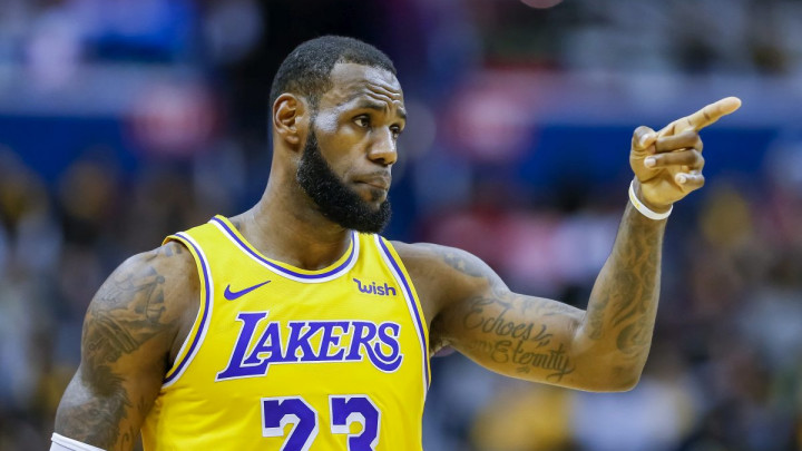 LeBron James propušta utakmicu protiv Detroit Pistonsa