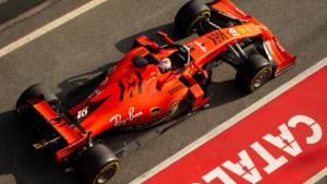 Ferrari ove godine izgleda jako, ali se u Mercedesu ne brinu