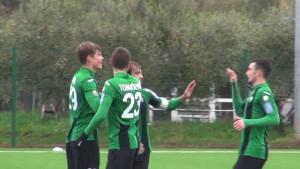 Kuzmanović zabio za Rudar, golijada u Mariboru