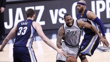 Spursi nisu dozvolili iznenađenje Memphisa