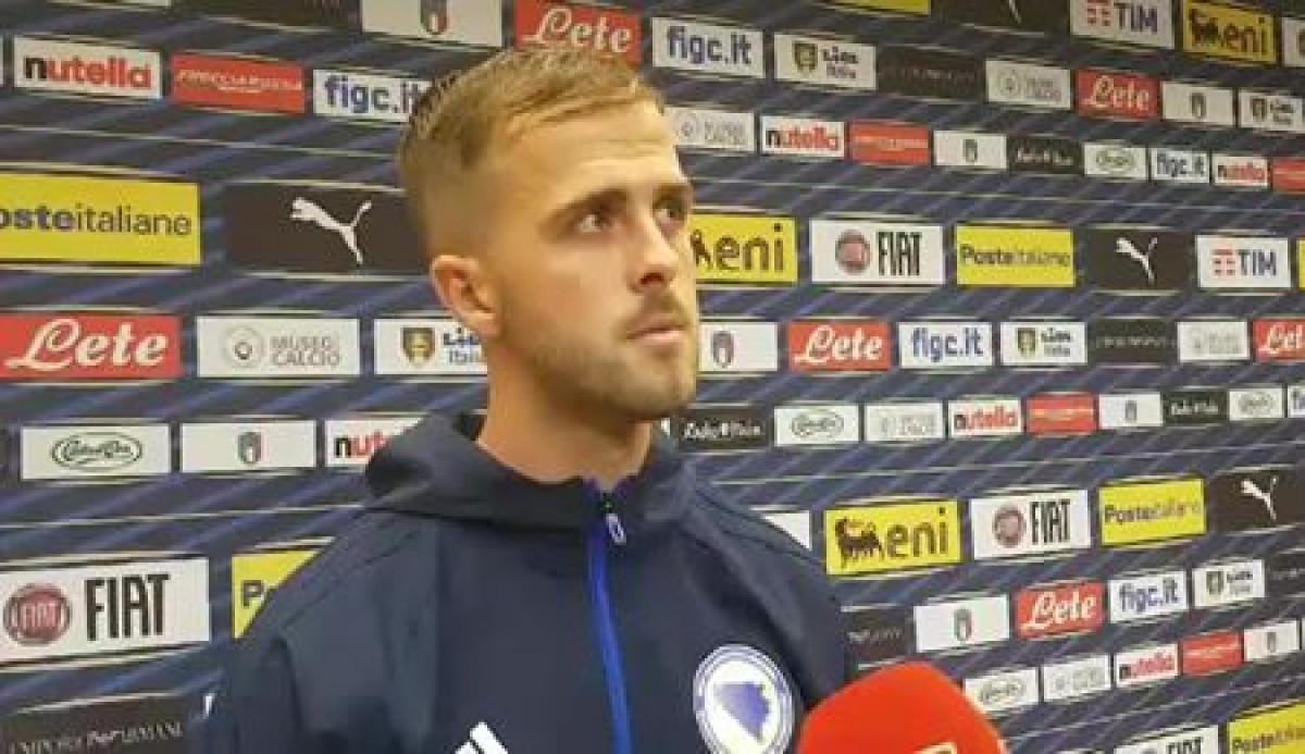 Pjanić: Ili se želi ili ne želi igrati za reprezentaciju, želim da tako bude do sljedeće utakmice