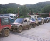 Džipovima kroz NP Sutjeska