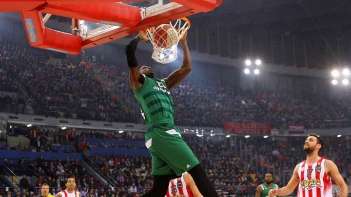 Grčki derbi pripao košarkašima Panathinaikosa