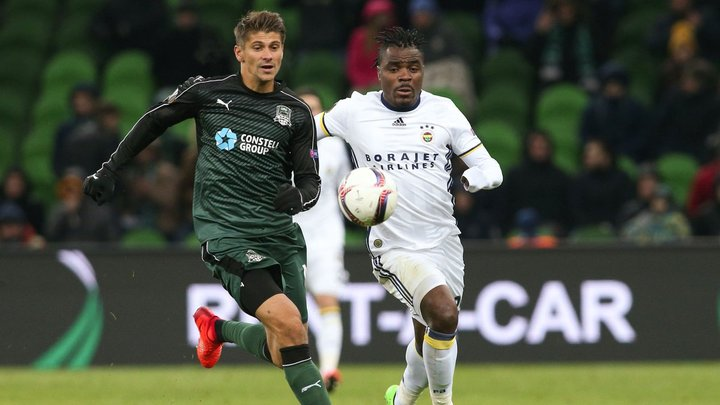 Krasnodar minimalno slavio protiv Fenerbahčea