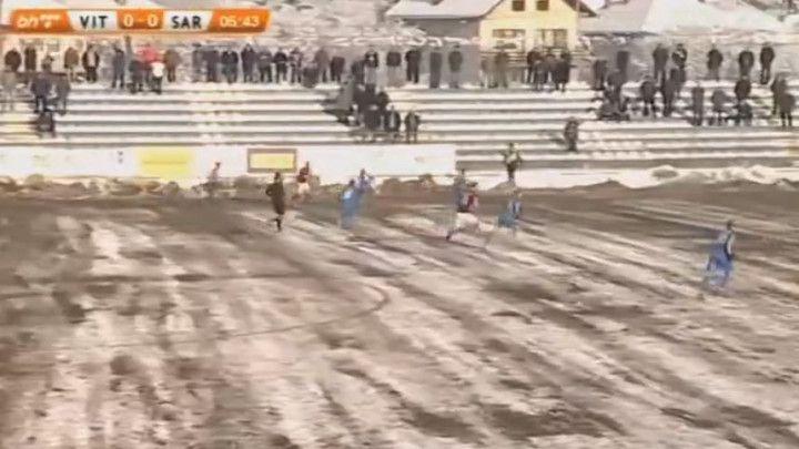 Ahmetović pogodio u Vitezu