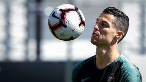 Ronaldo reagovao na natpise da odlazi iz Juventusa