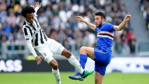 Sampdoria savladala drugi tim Juventusa, majstorija Caprarija