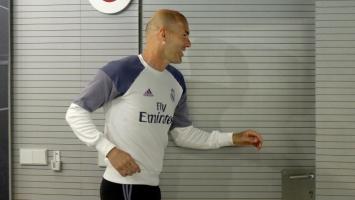 Zidane: U svlačionici niko ne priča o tituli