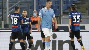 Atalanta u Rimu očitala fudbalsku lekciju Laziju