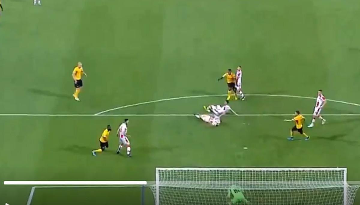 Pogledajte odbranu Milana Borjana kojom je u zadnjim minutama spasio Zvezdu