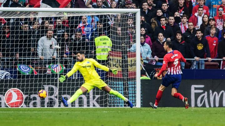 Atletico pobijedio Alaves, konačno proradio i Nikola Kalinić