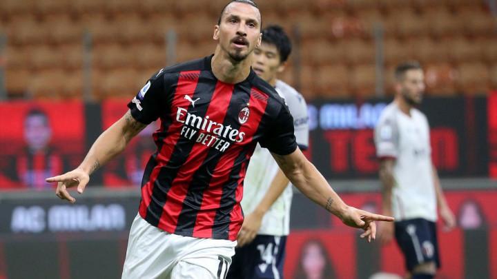 Ibrahimović: Da imam 20 godina večeras bih zabio još dva gola