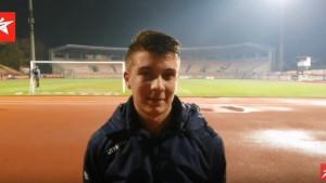 Subašić nakon debija za prvi tim Željezničara: Presretan sam zbog šanse koju sam dobio