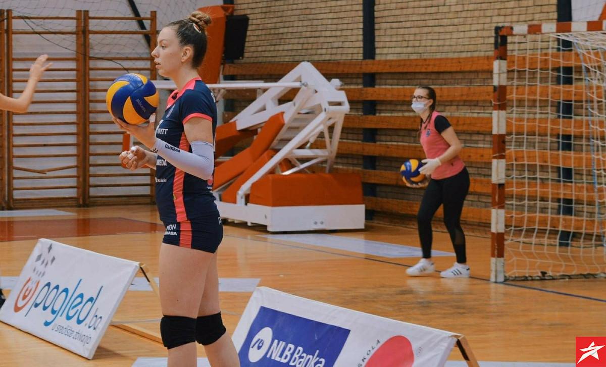 Zerina Čengić: Dobro smo trenirale i spremne smo za derbi s Gackom
