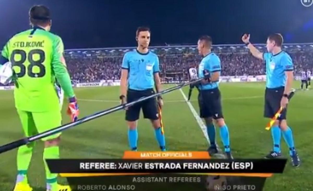 Komedija u Beogradu: Maguire zaboravio da je večeras kapiten Manchester Uniteda
