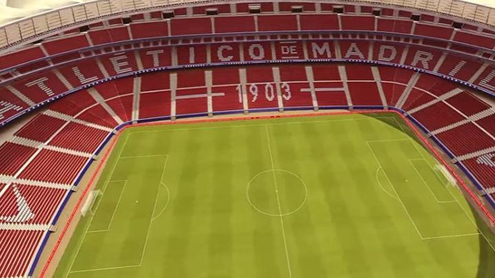 Čudesan izgled novog stadiona Atletica
