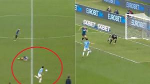 Haos na Olimpicu: Anderson nije poštovao fair-play i zabio gol, a igrači Intera poludjeli zbog toga
