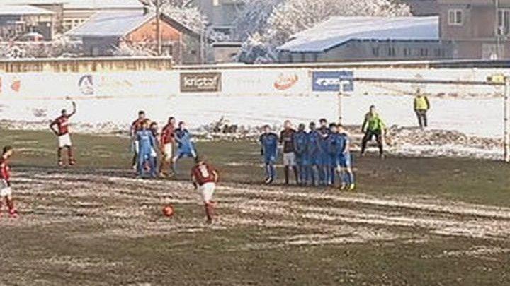 Loši vremenski uslovi nisu poremetili Sarajevo