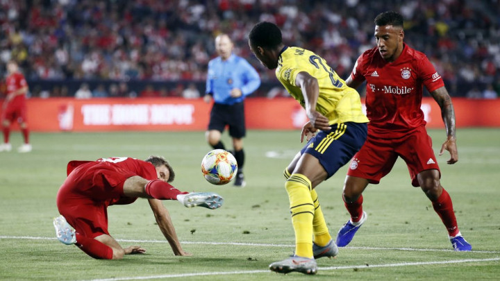 Arsenal pobijedio Bayern, Evropa tri od tri protiv MLS-a