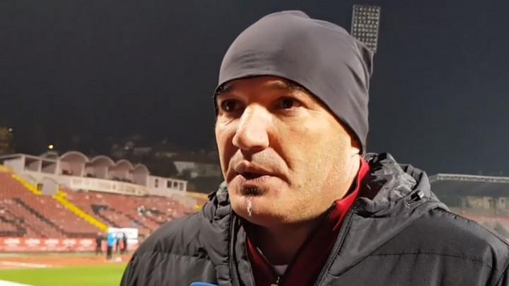 Bošnjaković: Željo je jači od Slobode, šta drugo da kažem