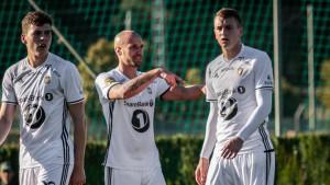 Prvi gol Šerbečića u dresu Rosenborga