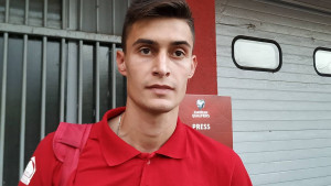 Abdulahović nakon debija u Premijer ligi: Kada se ne pobijedi sve pada u vodu