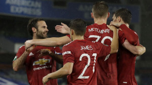 Calvert-Lewin izrešetao West Ham, United se poigrao sa Brightonom