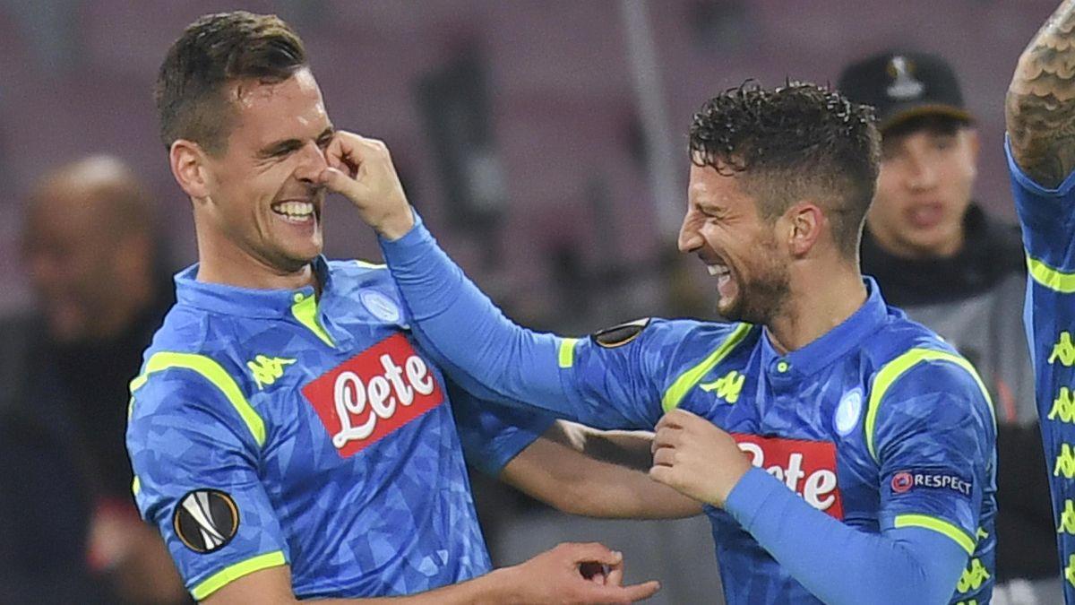 Napoli razbio Salzburg, Chelsea Dynamo, Krasnodar ima šansu protiv Valencije