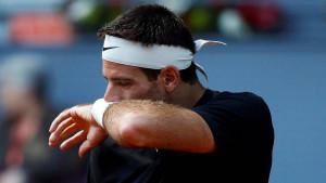 Del Potro hvalio srbijanskog tenisera: Lajović je bio previše dobar