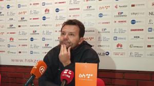 Elvir Baljić: Očekivao sam da se utakmica neće igrati
