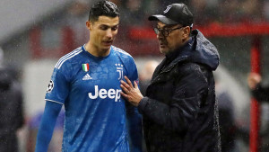 Niko nije podnosio Sarrija, a Ronaldo mu je to rekao u lice